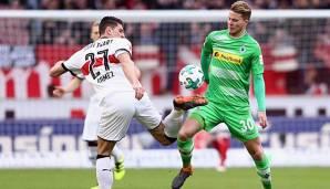 Borussia Mönchengladbach gegen VfB Stuttgart im LIVE-TICKER zum Nachlesen