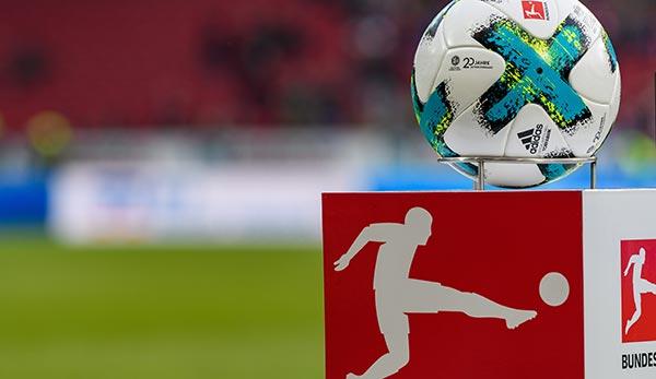 Bundesliga Saison 2020/16 Start