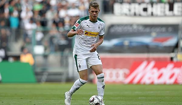 Borussia Mönchengladbach: Matthias Ginter nach Augenhöhlenfraktur im Lauftraining