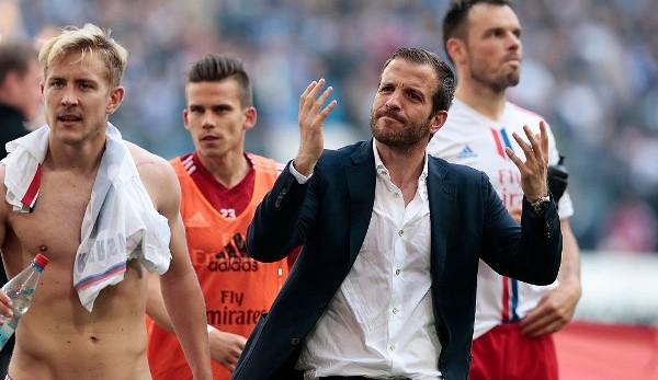 Rafael van der Vaart mit harter Kritik an FC Schalke 04: Erschreckend