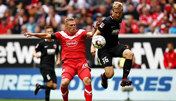 Bundesliga Fc Augsburg Gegen Fortuna Düsseldorf Heute Live Im Tv