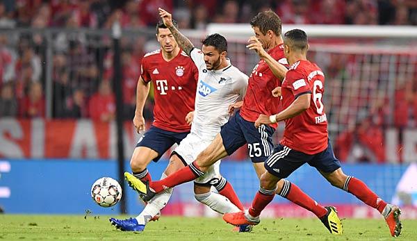 Bayern Ergebnis Heute