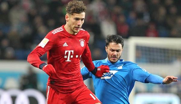 TSG Hoffenheim gegen FC Bayern München heute im LIVETICKER