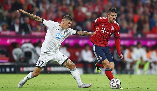 Der FC Bayern München gastiert zum Rückrunden-Auftakt bei der TSG 1899 Hoffenheim.