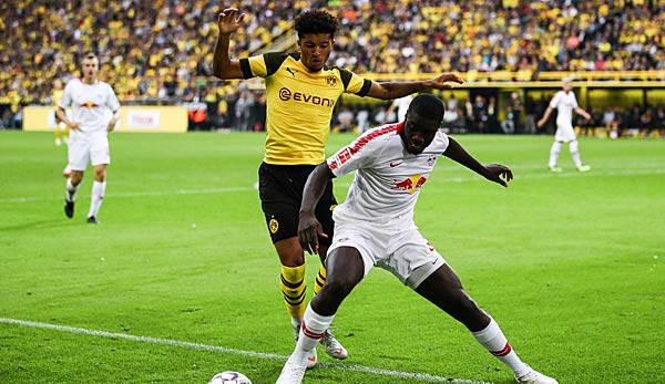 Rb Leipzig Gegen Borussia Dortmund Bundesliga Heute Live Im Tv