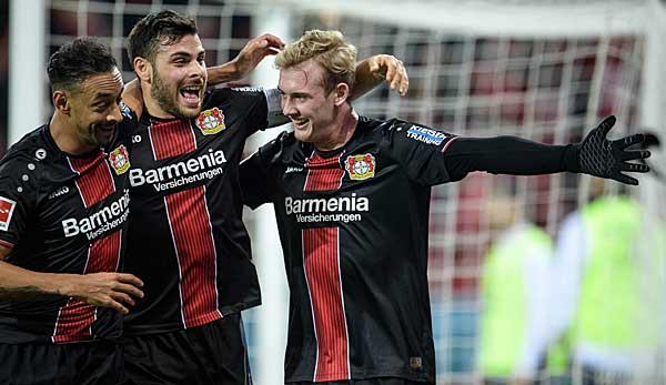 Fsv Mainz 05 Gegen Bayer Leverkusen Bundesliga Heute Im Liveticker