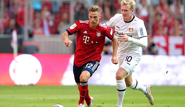 Liveticker Bayern Leverkusen