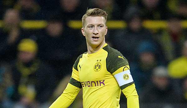 Bericht: BVB-Star Marco Reus fällt auch gegen Tottenham verletzt aus