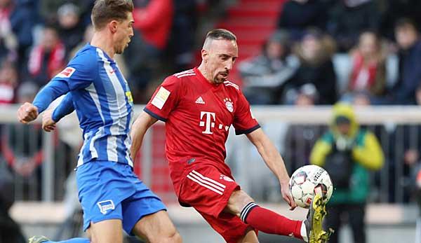 Live Ticker Bayern München Heute