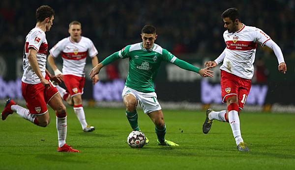 Vfb Stuttgart Gegen Werder Bremen
