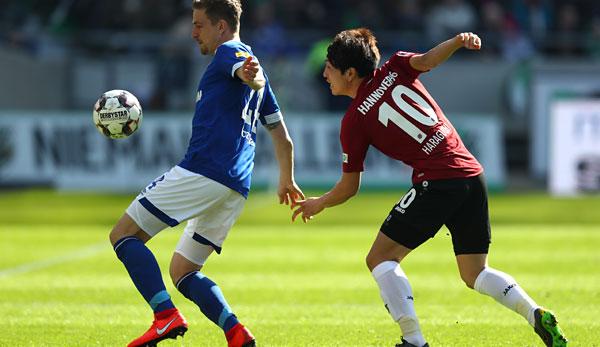 Schalke Gegen Hannover 2020