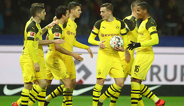 Dortmund Fusball