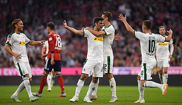Borussia Mönchengladbach Gegen Bayern