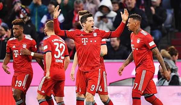 Bundesliga Mainz Bayern