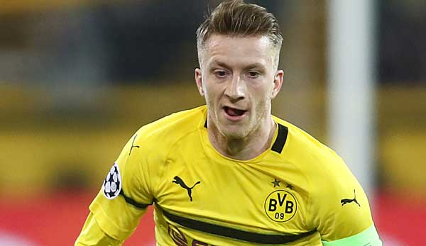 Dortmund Nachwuchs BVB-Kapitän Marco Reus ist Vater
