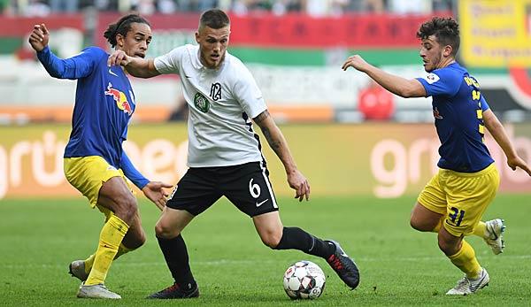 Rb Leipzig Gegen Fc Augsburg Bundesliga Heute Live Im Tv