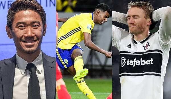 Diashow: Dortmunds Leihspieler: Wie sie sich schlugen und was aus ihnen wird