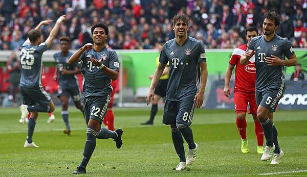 Bayern München Restprogramm