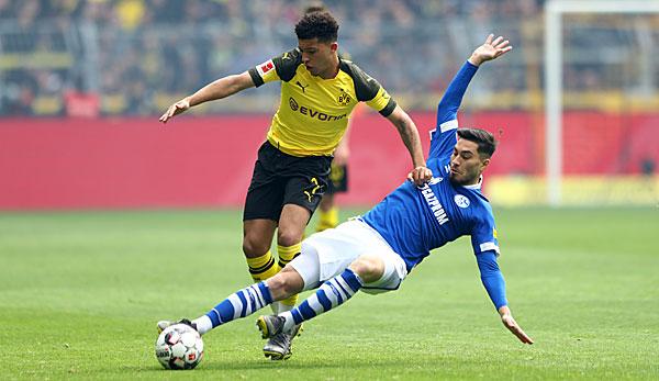 Schalke Dortmund Heute