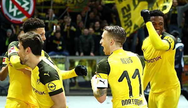 BVB - News und Gerüchte: Reus und Co. kassierten wohl eine Millionenprämie für Hertha-Sieg