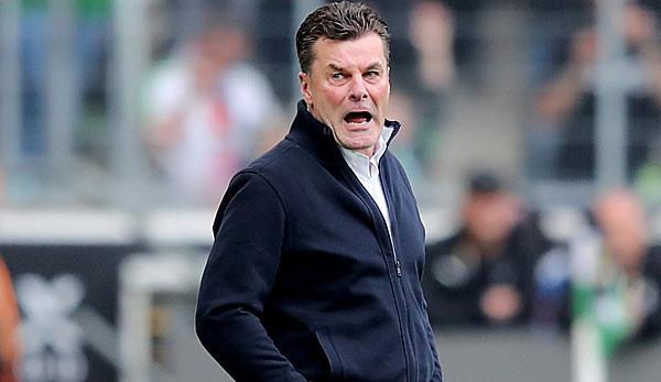Dieter Hecking erklärt Abbruch von TV-Interview nach 1:1 gegen Bremen