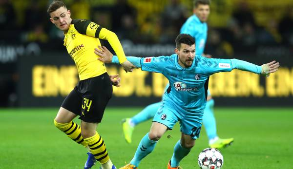 Bundesliga: SC Freiburg gegen BVB (Borussia Dortmund) heute live im TV, Livestream und Liveticker