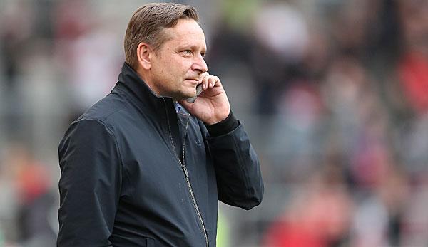 Offiziell! Hannover 96 trennt sich von Manager Horst Heldt