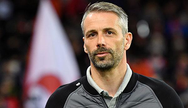 Borussia Mönchengladbach: Marco Rose folgt auf Trainer Dieter Hecking