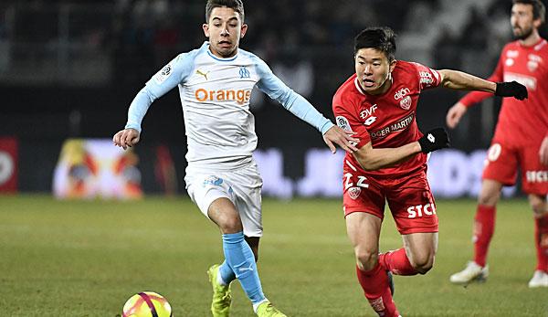 BVB offenbar in Pole Position beim Werben um Maxime Lopez von Olympique Marseille