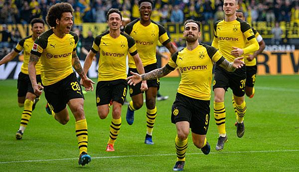 BVB - News und Gerüchte: Paco Alcacer zurück im Mannschaftstraining