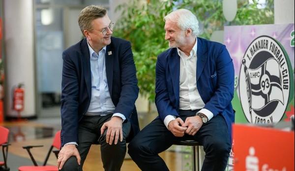 Rudi Völler lehnt Nachfolge von Reinhard Grindel als DFB-Präsident ab