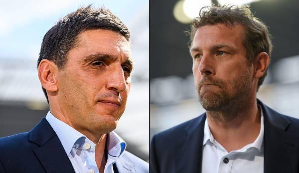 Diashow: Punkteschnitt: Lohnten sich die Trainer-Entlassungen der aktuellen Bundesligasaison?