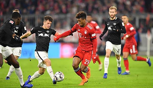 Fußball Leipzig Gegen Bayern