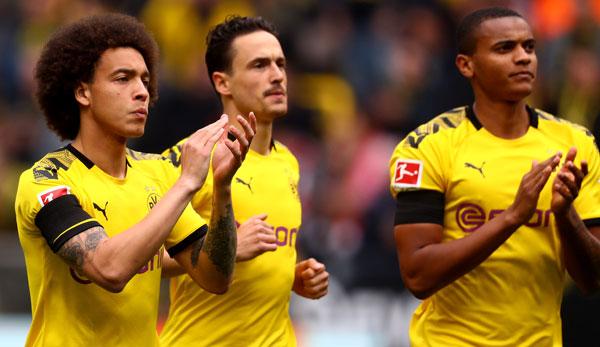 Dortmund Spielplan