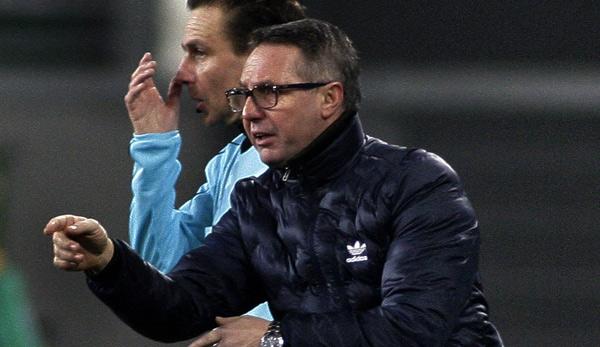 Damir Canadi will Rapid-Wien-Chefscout nach Nürnberg locken