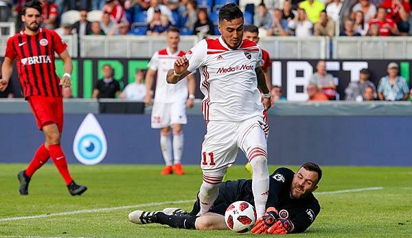 Relegation 2 Liga Tv