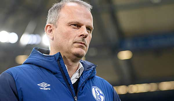 FC Schalke 04 - Sportvorstand Schneider zu Transfers: Wir müssen Neuzugänge besser integrieren