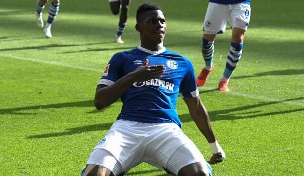 Embolo Zu Schalke