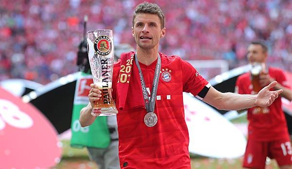 Müller Jahresgehalt