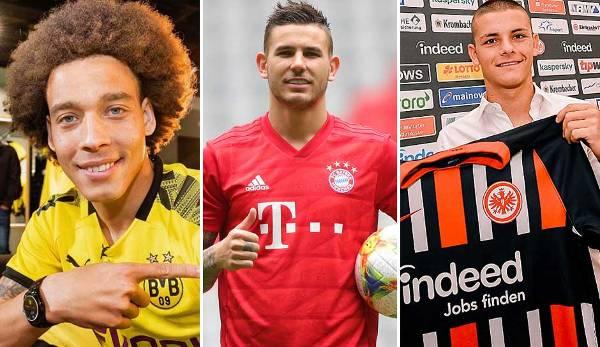 Diashow: Trikotpreise der Bundesligisten 2019/20: Sieben Klubs durchbrechen die 100-Euro-Schallmauer