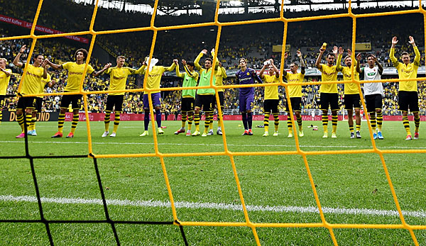 BVB, News und Gerüchte: Dortmund schreibt Geschichte - Zorc brummt nach Frage
