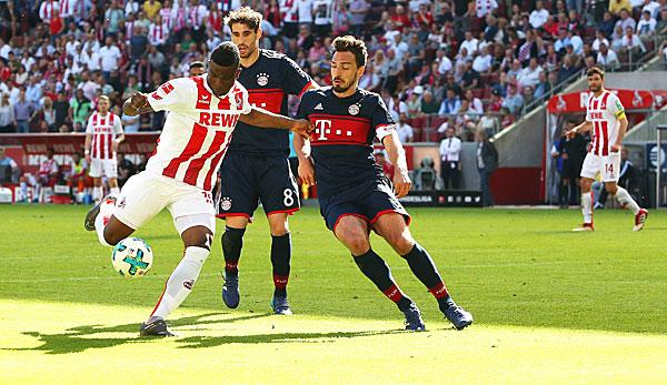Jhon Cordoba vom 1. FC Köln im Interview: Ich stand beim gesamten Verein in der Schuld