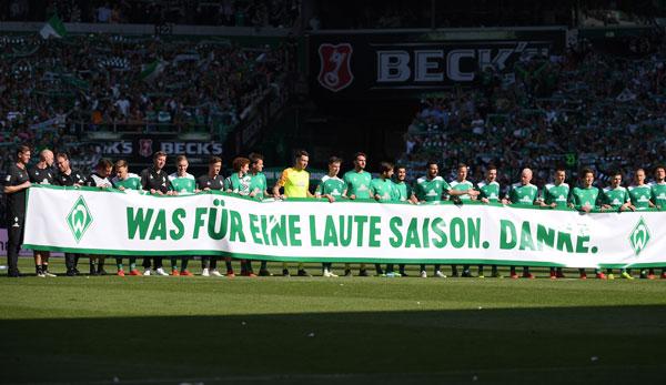 HSV überholt: Werder jetzt alleiniger Spiele-Rekordklub der Bundesliga