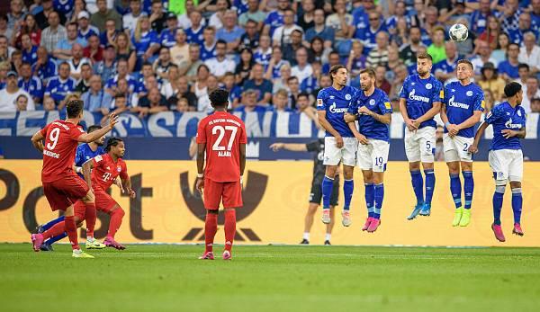 Diashow: Bundesliga: Diese Spieler schossen die meisten Freistoßtore seit der Saison 2010/11