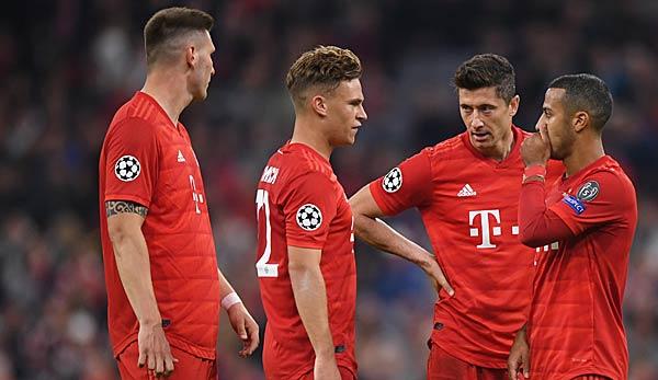 Wann Spielt Bayern Heute