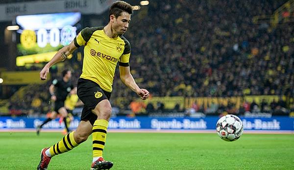 BVB-News: Borussia Dortmund verlängert mit Raphael Guerreiro