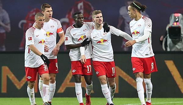 Leipzig Rb Spielplan