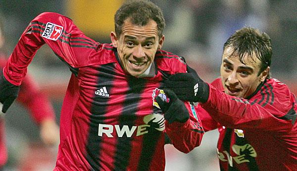 Dimitar Berbatov über kuriose Partnerschaft mit Franca bei Bayer Leverkusen: Als ob wir zusammen schlafen würden