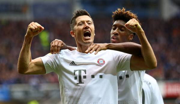 Bundesliga: FC Augsburg gegen FC Bayern München heute im LIVE-TICKER