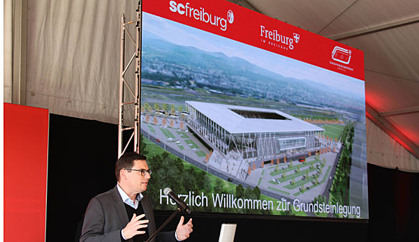 SC Freiburg darf neues Stadion wegen Lärmschutz abends nicht nutzen